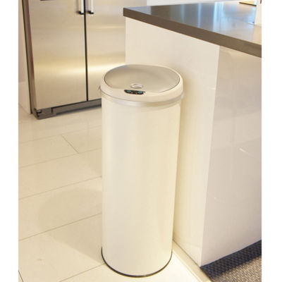 iTouchless® 13-Gal. Matte Finished Deodorizer Sensored Trash Can