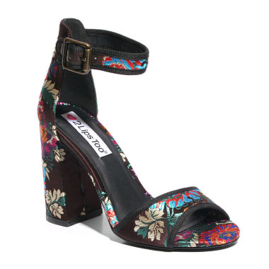 2 Lips Too Sierra Womens Heeled Sandals