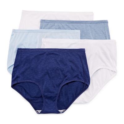 Hanes Cool Comfort™ Comfortsoft™ 5 Pair Brief Panty 46husb
