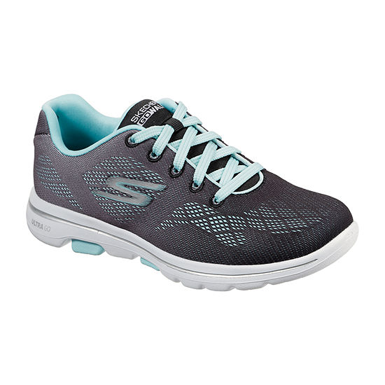 Skechers Go Walk 5 Alive Womens Walking Shoes