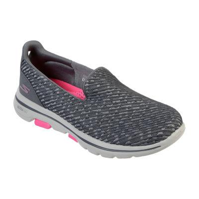 Skechers Go Walk Lite 5 Womens Sneakers Slip-on