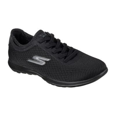 Skechers Go Walk Lite Impulse Womens Sneakers Lace-up