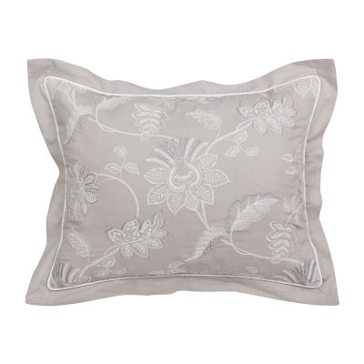 Croscill Classics Penelope 3-pc. Floral Embroidered Comforter Set