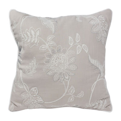 Croscill Classics Penelope 18X18 Square Throw Pillow