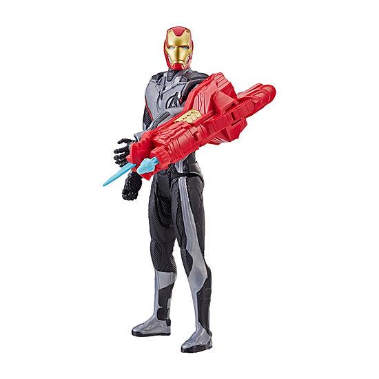 Avengers Endgame Iron Man Hero Series Action Figure