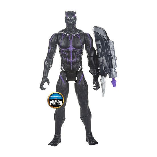 Avengers Endgame Black Panther Hero Series Action Figure