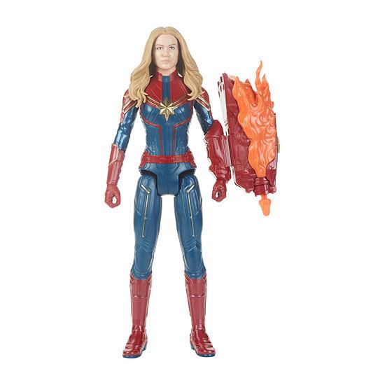 Marvel Avengers: Endgame Titan Hero Power Fx Captain