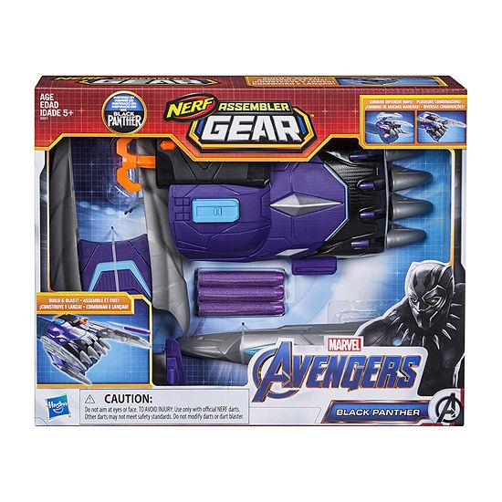 Marvel Avengers: Nerf Black Panther Assembler Gear