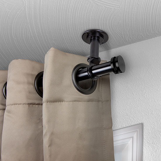 Rod Desyne Bun Ceiling Curtain Rod
