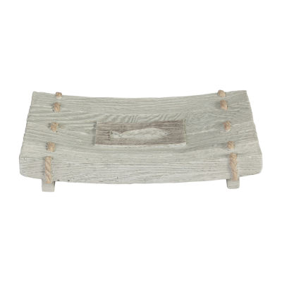 Creative Bath Driftwood Soap Dish