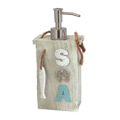 Creative Bath Driftwood Soap Dispenser