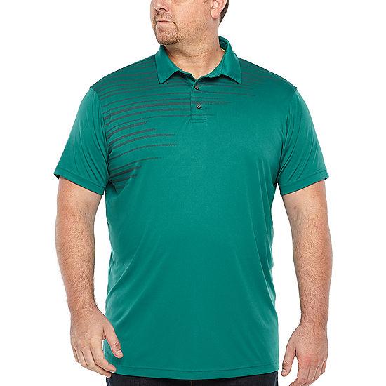04829a3cdd53 The Foundry Big & Tall Supply Co. Mens Short Sleeve Polo Shirt Big ...