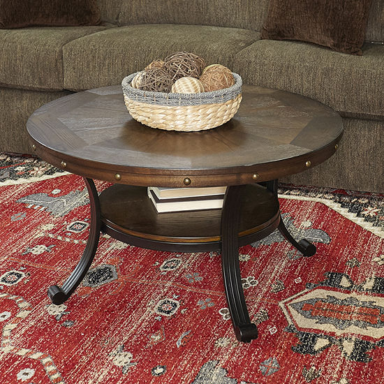 L. Powell Co. Franklin Coffee Table