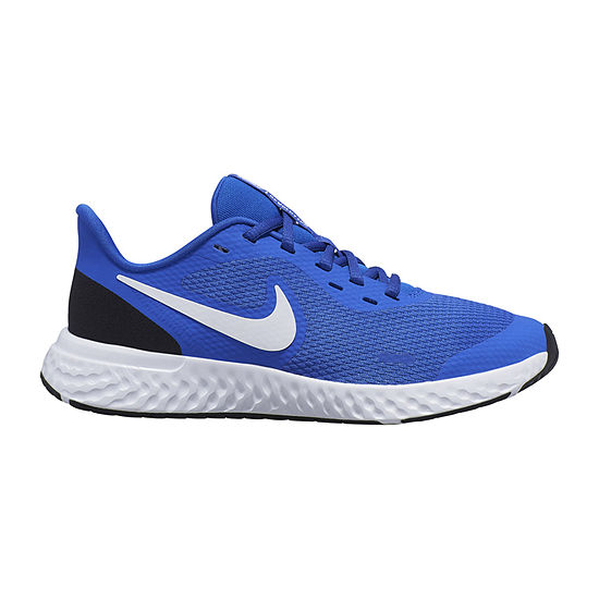 Nike Revolution 5 Little/Big Kid Girls Running Shoes