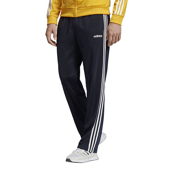 adidas Mens Athletic Fit Track Pant-Big and Tall