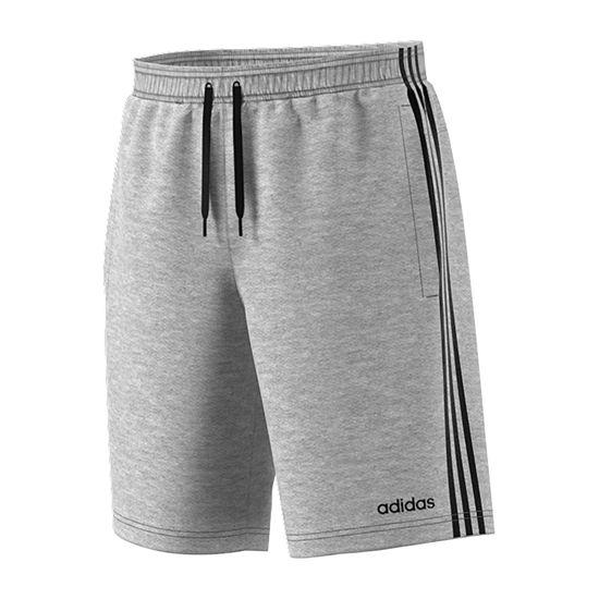 adidas Mens Workout Shorts - Big and Tall