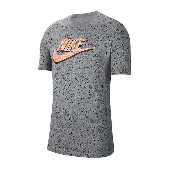 Nike-Big and Tall Mens Crew Neck Short Sleeve T-Shirt