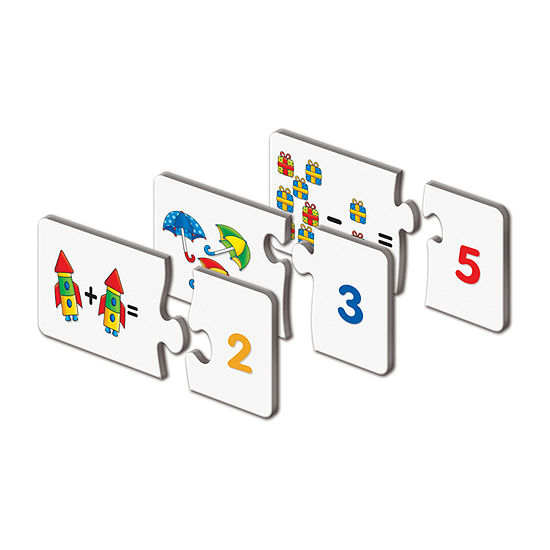 The Learning Journey Match It! - Mathematics 40-pc. Puzzle