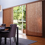 LEVOLOR Curved Vane Custom Cordless Vertical Blinds