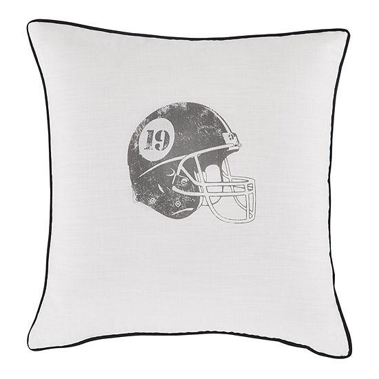 Signature Design by Ashley® Waman Football Throw Pillow