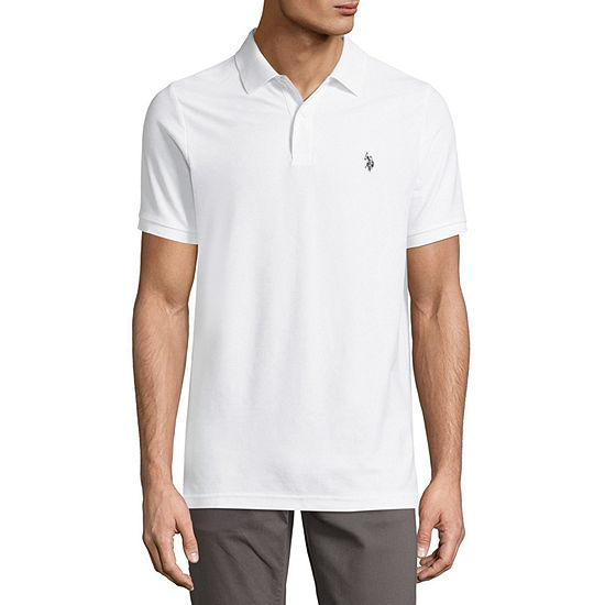 U.S. Polo Assn. Big and Tall Mens Short Sleeve Polo Shirt