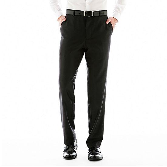 JF J. Ferrar® Boxweave Suit Pants - Slim-Fit