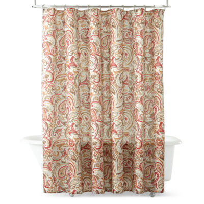 Captivating JCPenney Home™ Laurel Shower Curtain