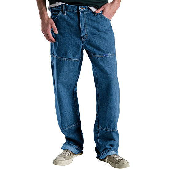 Dickies® Relaxed Fit Double Knee Carpenter Denim Jeans