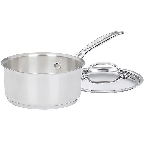 Cuisinart 1½-qt. Stainless Steel Sauce Pan