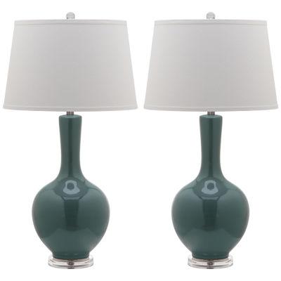 Stella Gourd Lamp- Set of 2