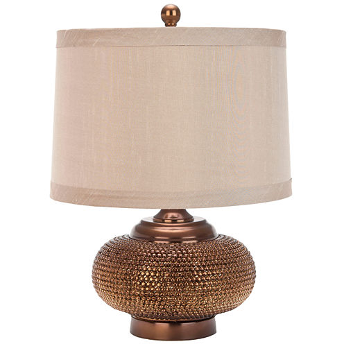 Dorothy Gold Bead Lamp