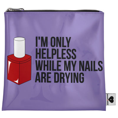 SEPHORA COLLECTION Breakup To Makeup Jelly Bag