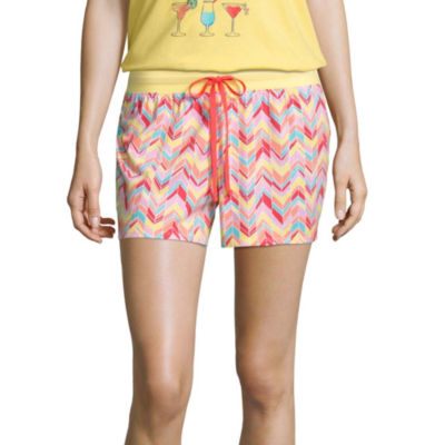 Sleep Chic Pajama Shorts