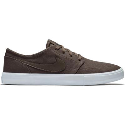 Nike Portmore II Slr Cnvs Mens Skate Shoes