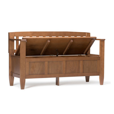 Brooklyn Entryway Storage Bench