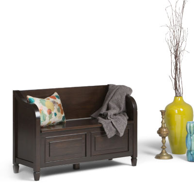 Connaught Entryway Storage Bench