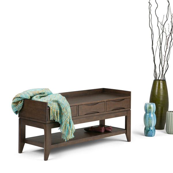 Foyer Table Jcpenney : Harper entryway bench jcpenney