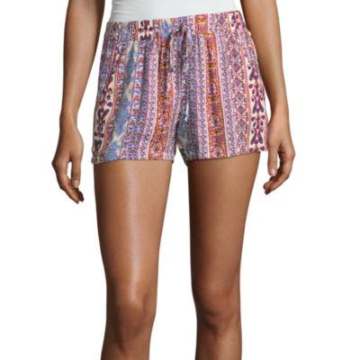 Bebop Woven Soft Shorts-Juniors
