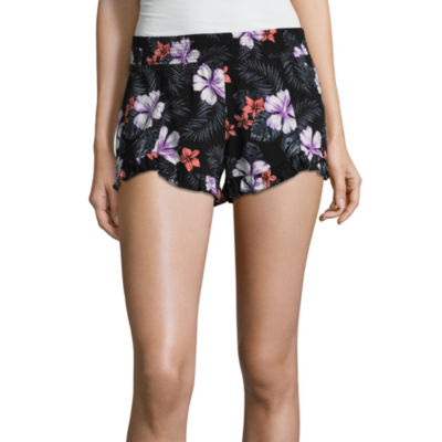 Arizona Twill Soft Shorts-Juniors