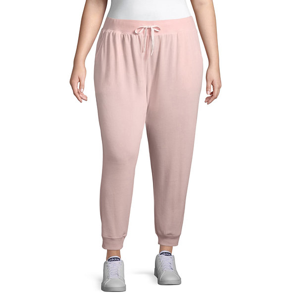 Xersion Lounge Jogger Ankle Pant - Plus