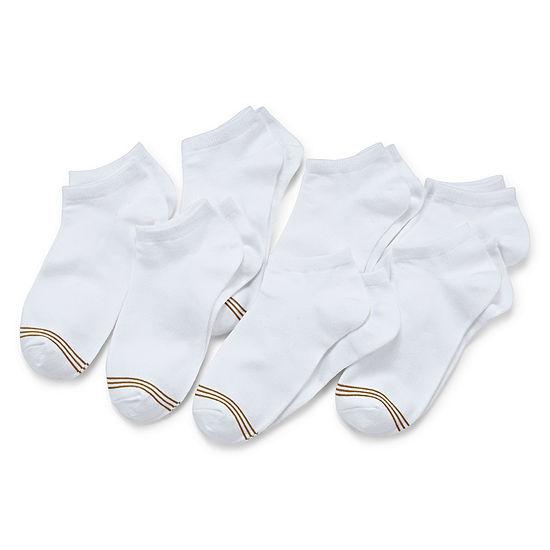 Gold Toe Girls 7 Pair No Show Socks Big Kid
