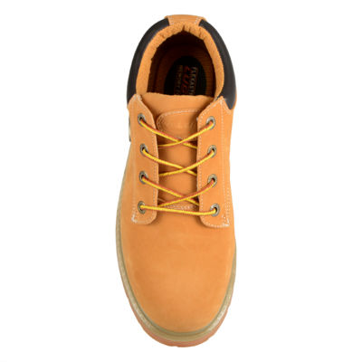 Lugz Mens Drifter Water Resistant Slip Resistant Work Boots Lace-up