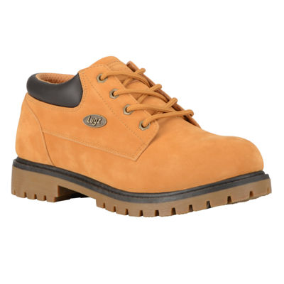Lugz Mens Nile Work Boots Lace-up Wide Width