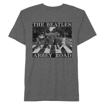 Beatles Abbey Road Graphic Tee
