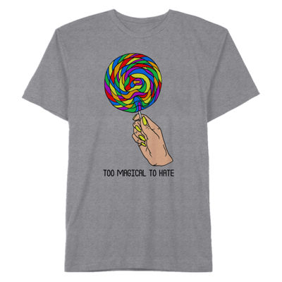 Pride Too Magical To Hate Graphic Tee