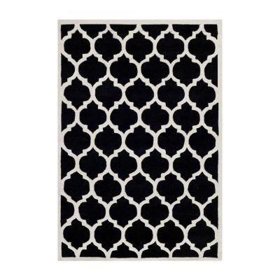 Safavieh Connor Geometric Hand Tufted Wool Rug