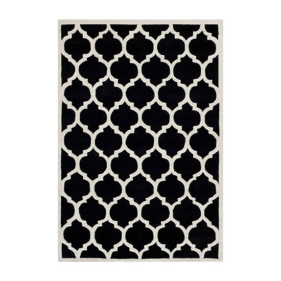 Safavieh Connor Geometric Hand Tufted Wool Rug