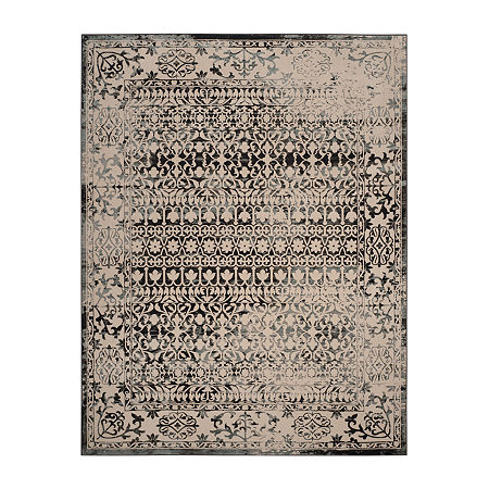 Safavieh Cecilia Traditional Rectangular Rug. One Size . Gray