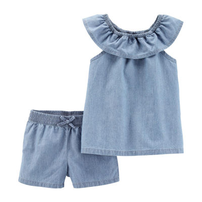 Carter's 2-pc. Short Set Toddler Girls