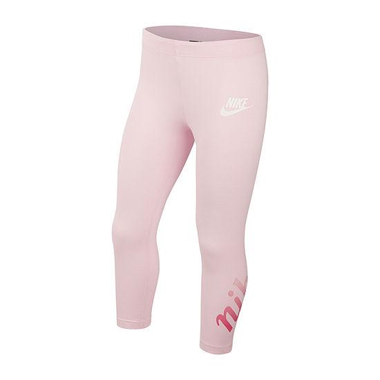 Nike Big Girls Capri Leggings